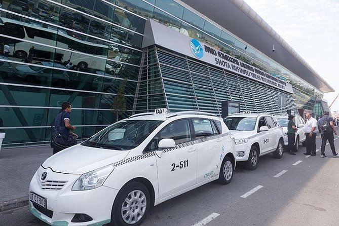 Tbilisi Airport Shuttle And Transfer Service