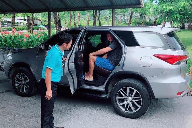 Private Airport Transfer in Koh Samui SUV 1 - 4 PAX