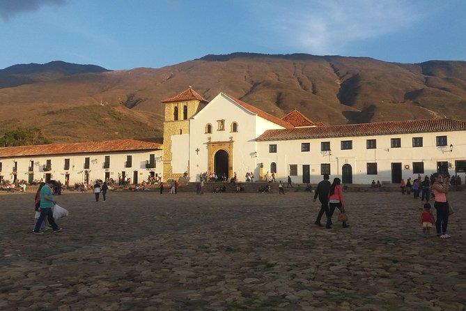 Heritage town - Private Villa de Leyva Tour