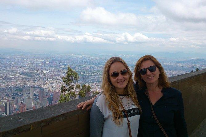 Excursão a pé de La Candelária e Monserrate