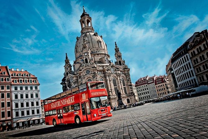 Big Sightseeing Tour in Dresden