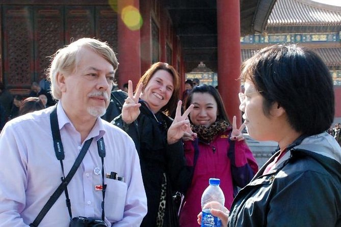 2-Day Beijing City Private Tour with Mutianyu Great Wall