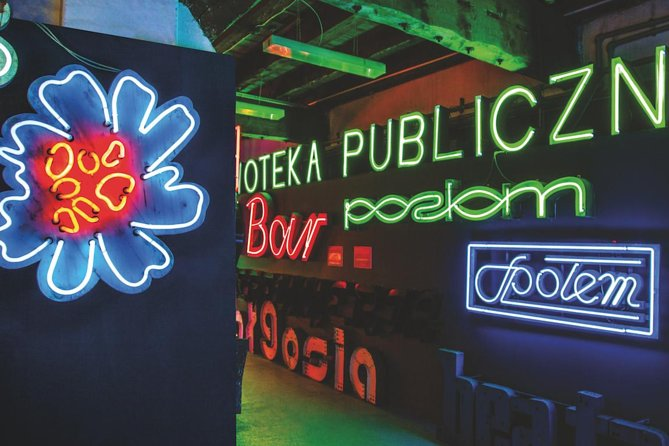 Skip the Line: Neon Muzeum Admission Ticket