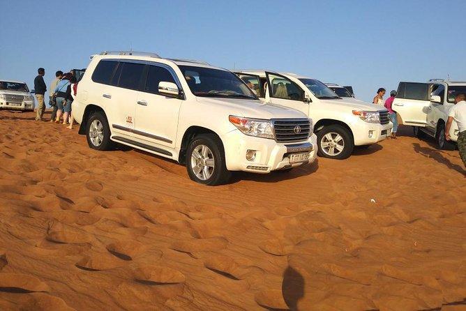 Red Dunes Dubai Desert Safari