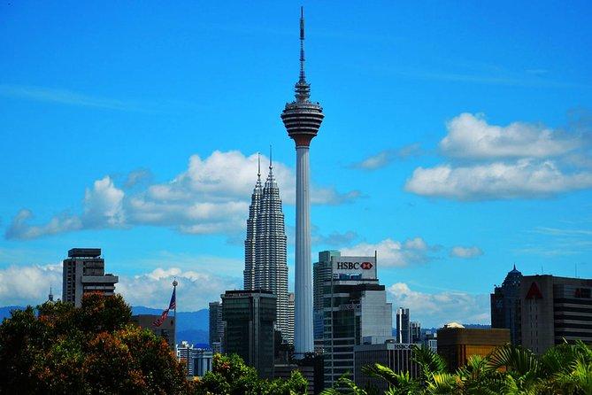 Excursion d'une journée à Kuala Lumpur, y compris les grottes de Batu