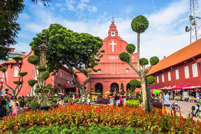 Guided Private Historical Malacca Sightseeing Tour