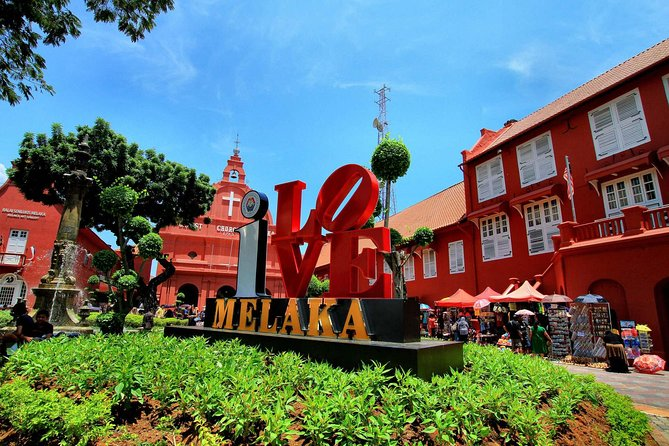 Full-day Historical Malacca Tour with Lunch