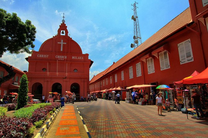 Full-day Guided Historical Malacca Tour with Lunch