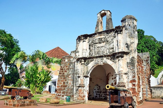 Malacca Historical Sightseeing Private Tour