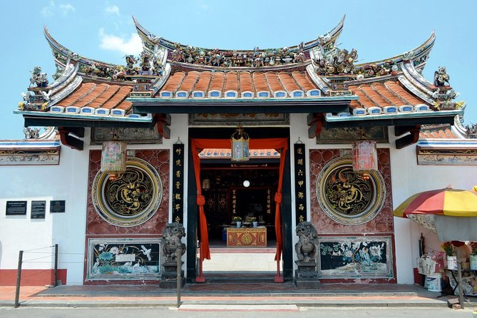 Private Historical Malacca Sightseeing Tour