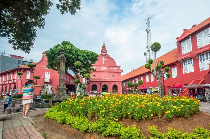 Full-Day Heritage Tour of Malacca with Lunch