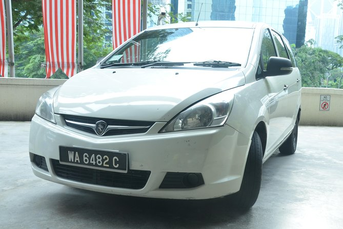 Ipoh to Kuala Lumpur One Way Transfer