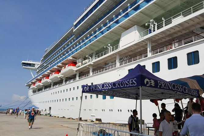 Private Shore Excursions Port Klang Cruise to Kuala Lumpur City Sightseeing Tour