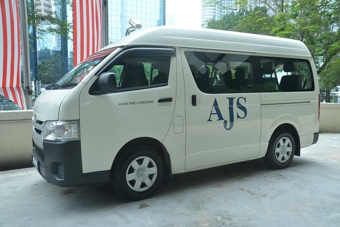 Private Transfer from Cameron Highlands to KLIA International Airport