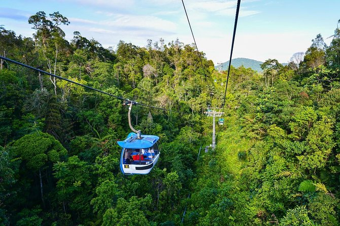 Genting Highland with 2-Way Cable Car Ride and Batu Caves Tour from Kuala Lumpur