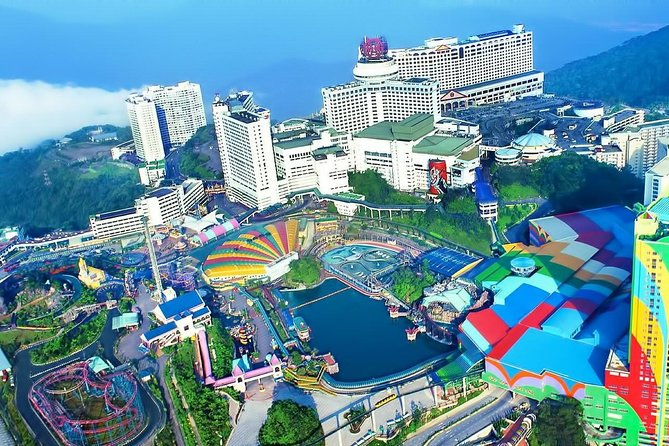 Full-Day Genting Highlands Day Tour Enroute Batu Caves from Kuala Lumpur