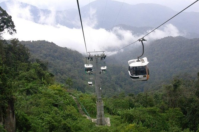 Full-Day Genting Highland Tour Strawberry Park & Batu Caves from Kuala Lumpur