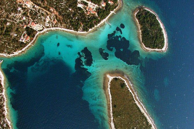 Blue Lagoon & Trogir town Private Boat Tour