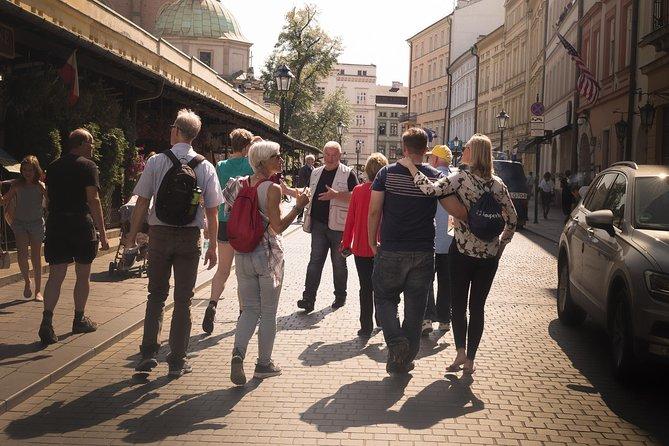 explore Krakow with locals