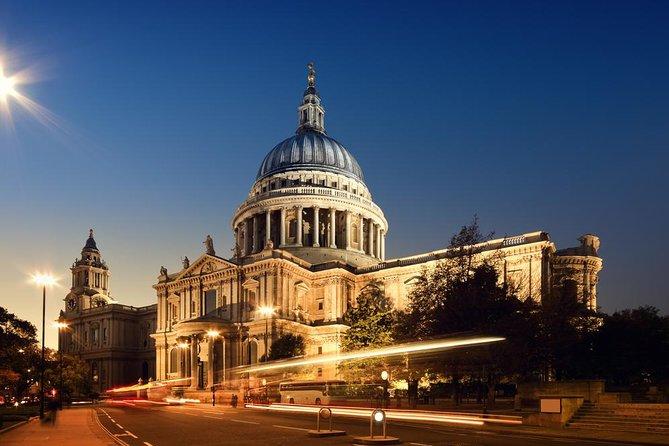 Cathédrale Saint-Paul et plus de 30 visites à Londres