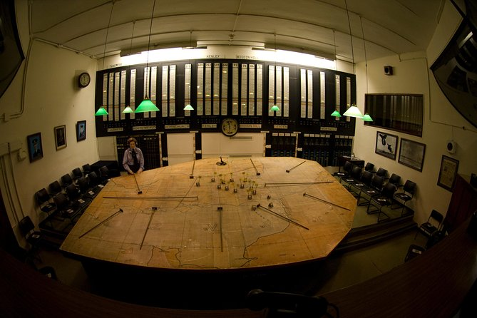 Churchill's War Rooms & London Top Sights Tour