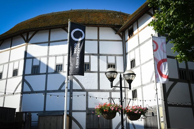 Visit Shakespeare's Globe Theatre & See 30+ London Sights Tour!