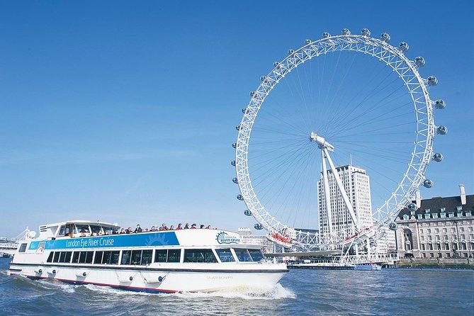 Thames River Cruise & The London Landmark Tour