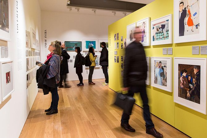Private Tour : 3 Amazing London Art Galleries 1 tour 1 guide