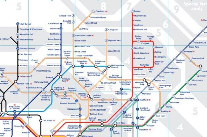 London Underground 2-Hour Tube Tour