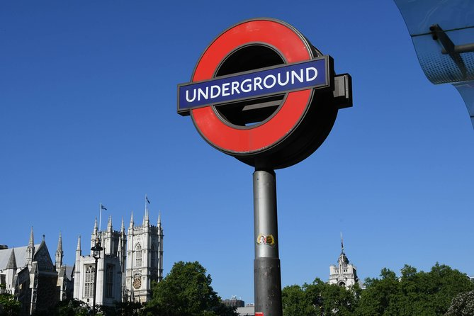 London Underground 2-Hour Tube Tour : PRIVATE TOUR