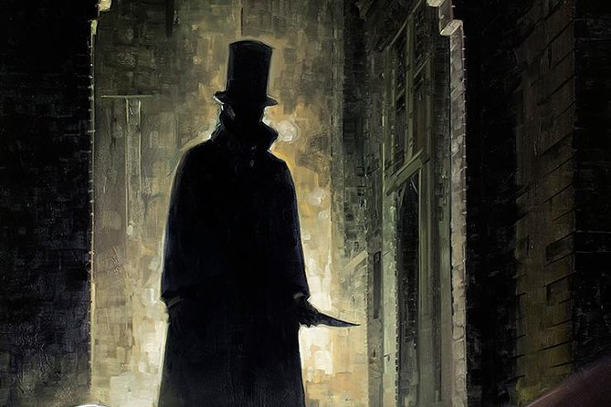 Jack The Ripper Tour : Solve The Crime