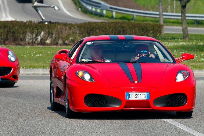 Fahre Ferrari F430 Maranello 2021