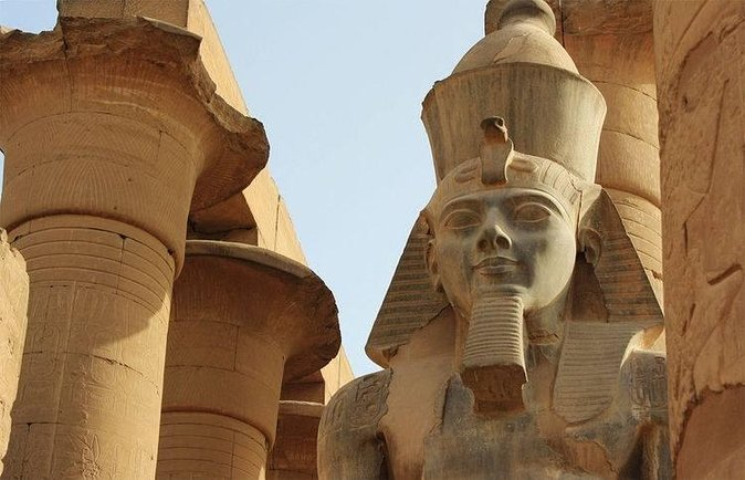 Private Full-Day Tour of Luxor From Hurghada