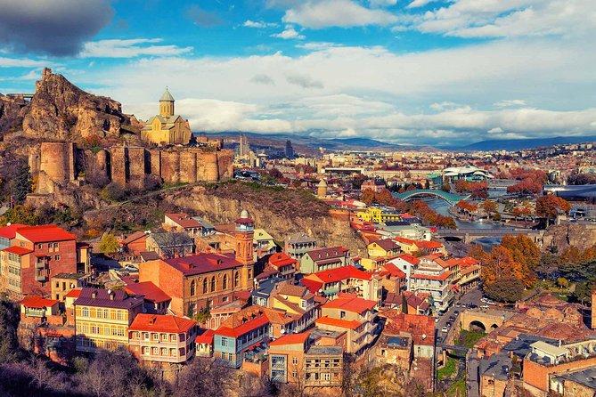 Visita de la ciudad de Tbilisi (caminando)