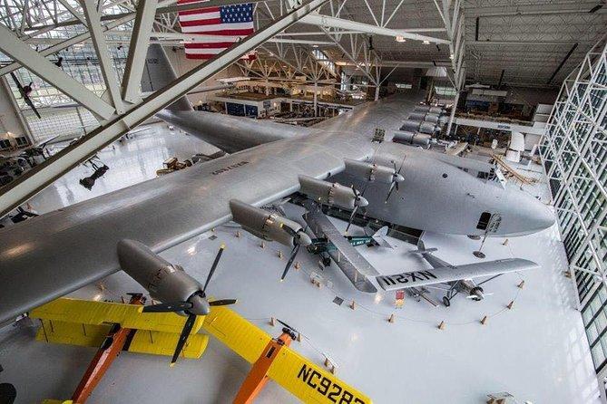 Evergreen Aviation & Space Museum Admission   Portland, USA