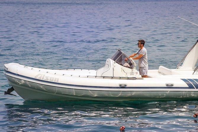 Fast Dinghy Charter - Capri And Amalfi Coast