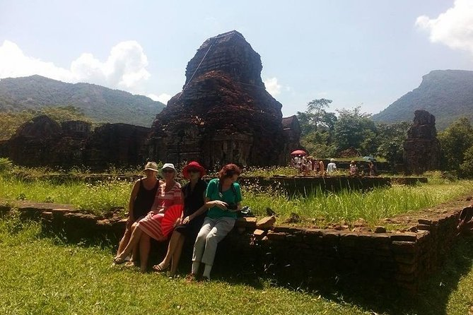 MY SON HOLYLAND TOUR to Understand about Cham Kingdom,Culture & History