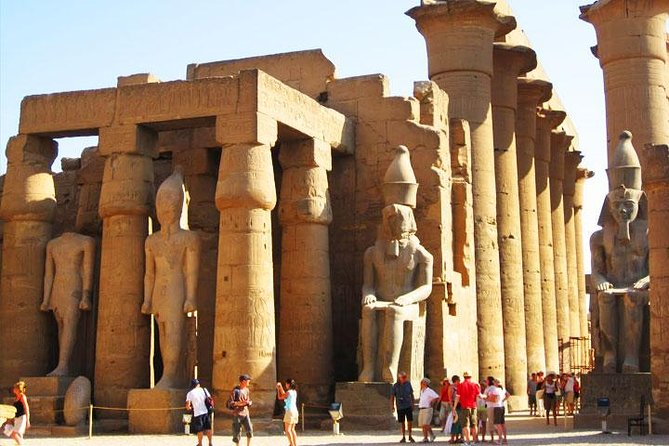 5-Night Small-Group Cairo and Luxor Discovery Tour from Cairo