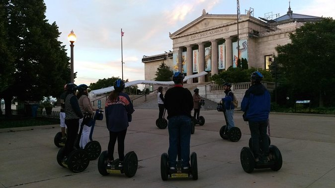 Chicago Sunset Segway Tour