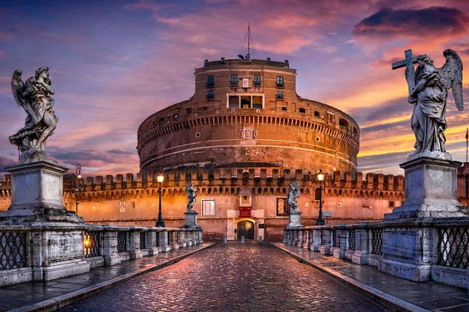 History & Mystery of Rome walking tour