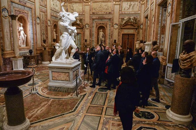 Borghese Gallery 2 hours tour