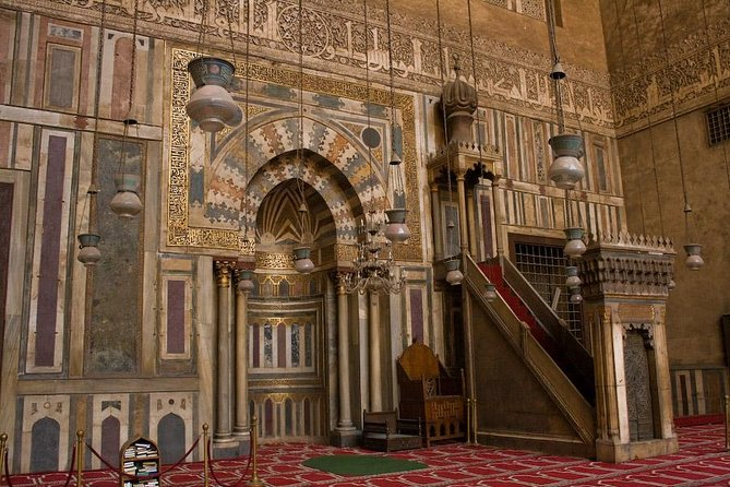 Cairo stopover tour to the Coptic and Islamic sites