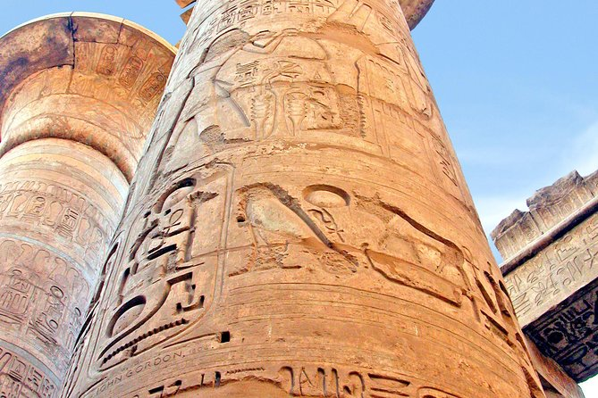 Half-day Tour Karnak And Luxor Temples