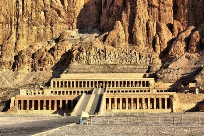 Half day tour to the valley of kings and temple of Hatshbsut