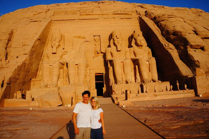 Abu Simbel day trip from Aswan
