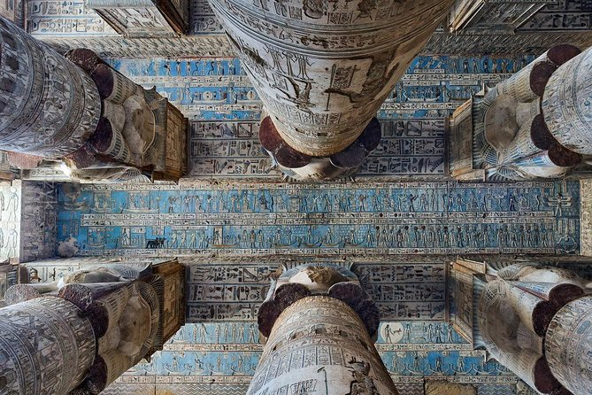 Dendara and Abydos day tour from Luxor