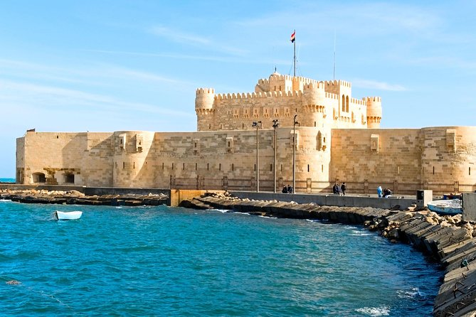 Alexandria Day Trip Qaitbay Fort Alexandria Library from Cairo