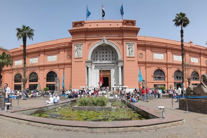 Visit the Egyptian Museum Treasures of King Tutankhamun in half day tour