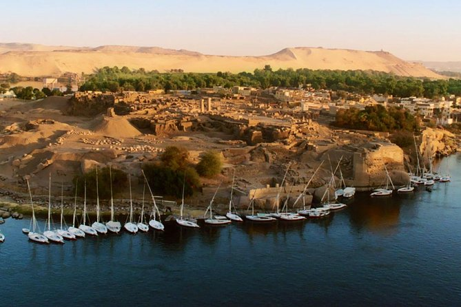 Full Day Tour Botanical Garden Elephantine Island By Felucca photo 6