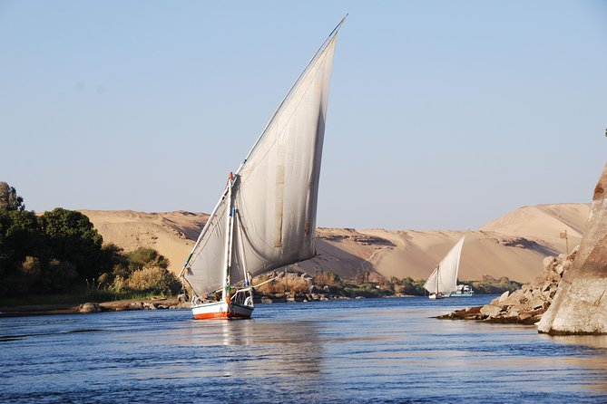Boat day Tour to Soheil Island and Nubian Village from Aswan